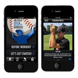 NPA Arm and Velocity App available at iTunes