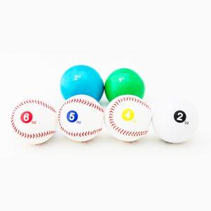 NPA West Velocity kit weighted balls
